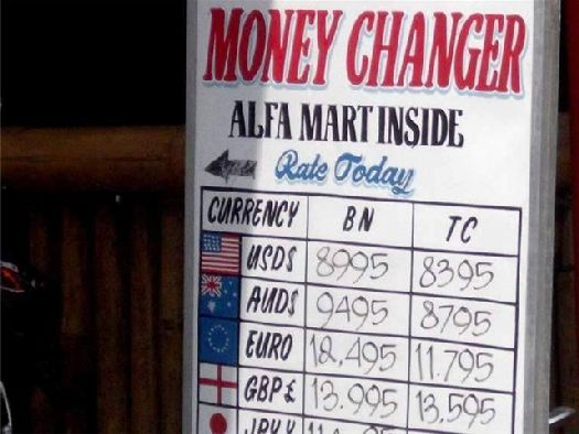 Курс обмена валют