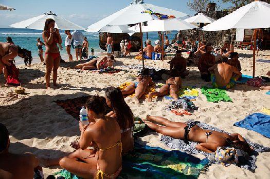 Высокий сезон на Бали - июль и август