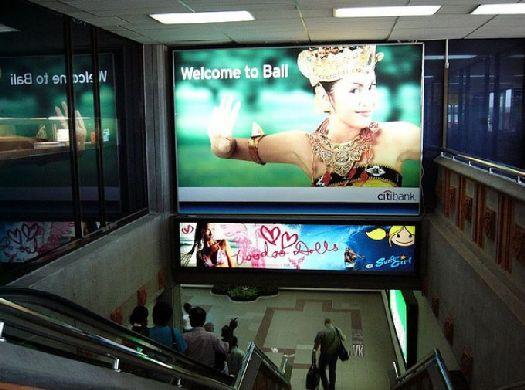 Нгурах-Рай - один из крупнейших аэропортов Индонезии