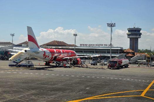 Главный и единственный на сегодняшний день аэропорт Бали - ''Ngurah Rai''
