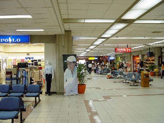 Магазины и зоны отдыха
