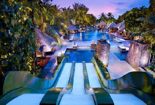 Знакомьтесь с лучшими 4-звёздочными отелями и виллами Бали