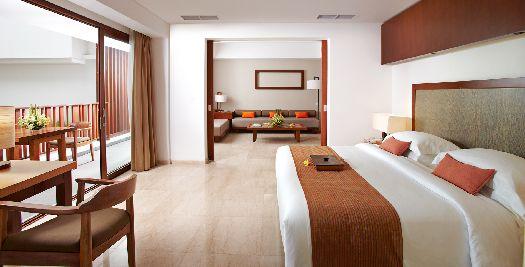 Пример двухместного номера в отеле ''Magani Hotel & Spa''