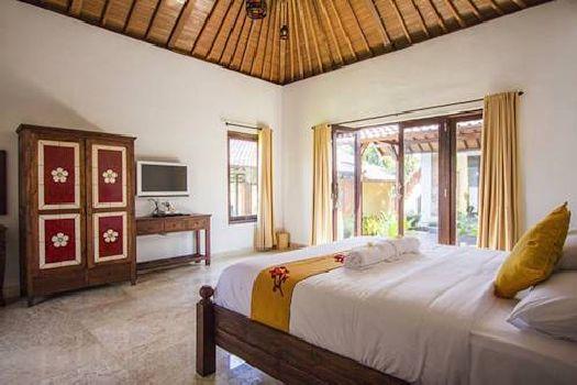 Cпальня в ''Ngeluwungan Pererenan Beach''