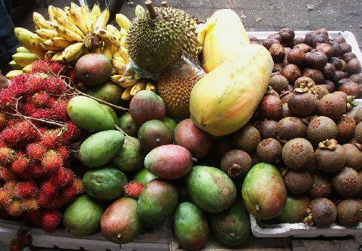 Какие фрукты есть на Бали? Чем они полезны? Что стоит увезти в подарок родным и друзьям?