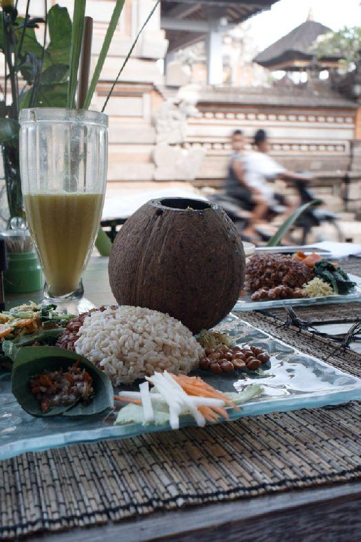 Ассортимент продуктов на Бали не так уж и велик