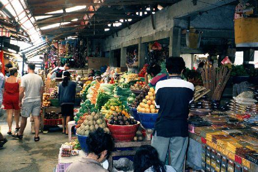 Небольшой рынок Чандикунинга