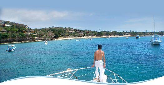 На Бали - море или океан?