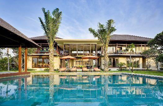 Виллы на Бали так же популярны, как и отели