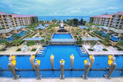 Шикарный отельный комплекс ''Mulia Resort''