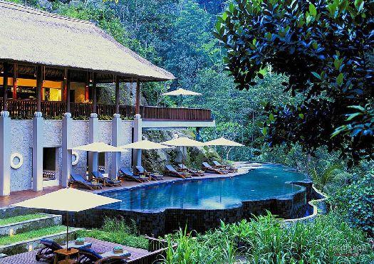 Пятизвёздочные отели Бали - это настоящее воплощение роскоши!