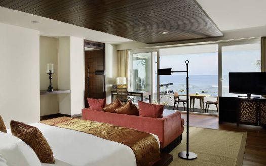 Номер в отеле ''Samabe Bali Suites''