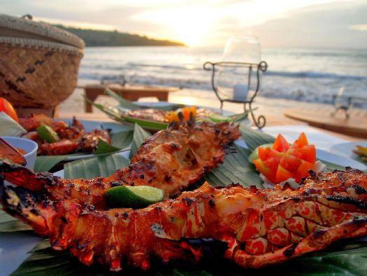 На Бали есть много мест, чтобы поесть вкусно и аутентично