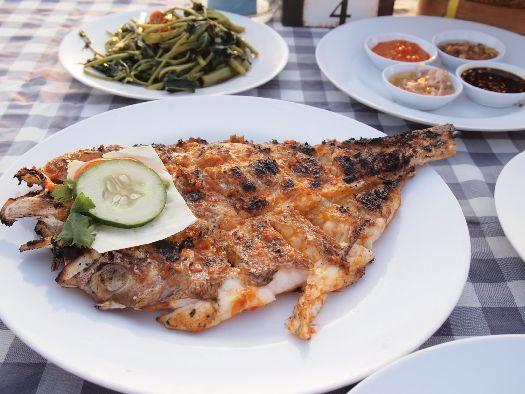 В ''Sardine'' можно быть уверенными в том, что вас будут потчевать блюдами из качественных и свежих продуктов, поэтому сюда не страшно приходить вместе с детьми