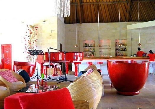 Суши-бар при отеле ''Rouge''