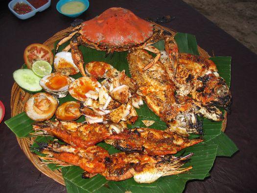 Выгоднее всего брать так называемый  ''микс'', состоящий из различных видов рыб и морских гадов
