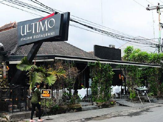 Ресторан итальянской кухни ''Ultimo'' в Семиньяке
