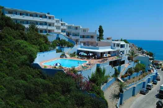 Трёхзвёздочные отели и виллы - настоящее спасение для бюджетных туристов