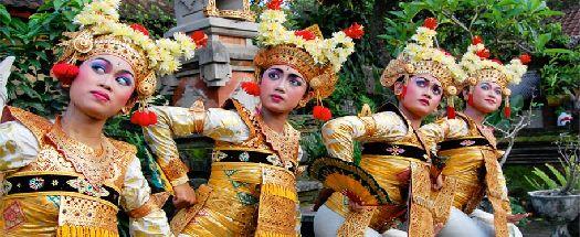 На каком языке говорят на Бали?