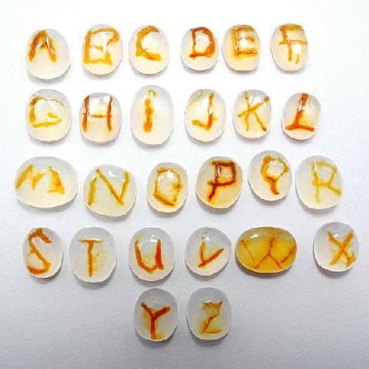 Индонезийский алфавит