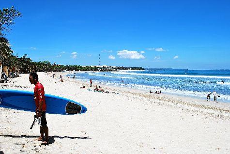 Имейте в виду, что уединение на Бали не всегда возможно, особенно это касается крупных курортов