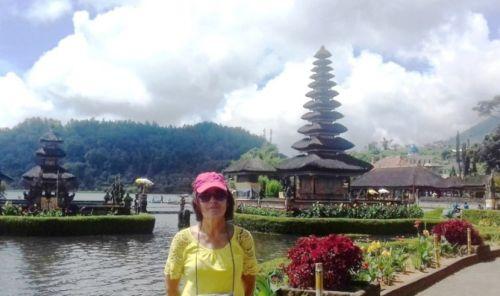 На Бали расположено огромное количество храмов
