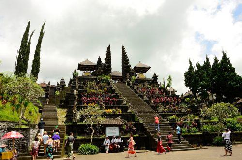 Традиционный храм на Бали