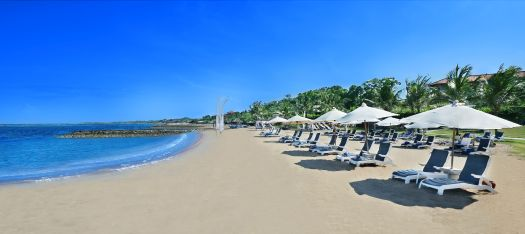 Танжунг Беноа - относительно молодой курорт на Бали