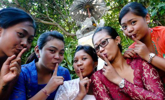 Ньепи, как называют местны Новый год на Бали, представляет из себя день тишины