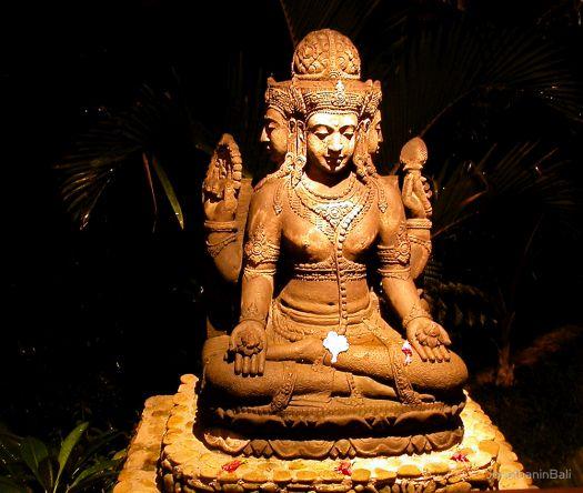 Брахма - Бог творения в индуизме