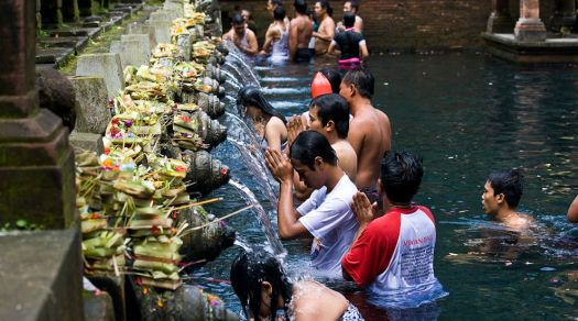 Индуизм - основная религия на острове Бали