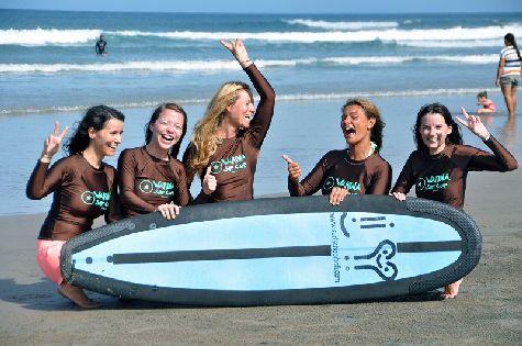 Если даже с серфингом на Бали получится не все из задуманного, то по крайней мере время вы проведете великолепно, да и друзей найдете!