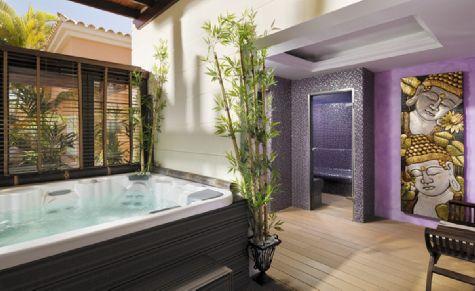 В отеле Green Garden Resort любителей релакса ждут спа и велнес процедуры