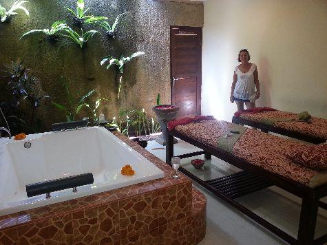 На Бали использую методики древнейшей  медицины, что позволяет достигать отличных результатов в очищении и омоложении организма